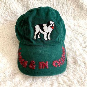 Vintage • Large & in Charge St. Bernard Hat